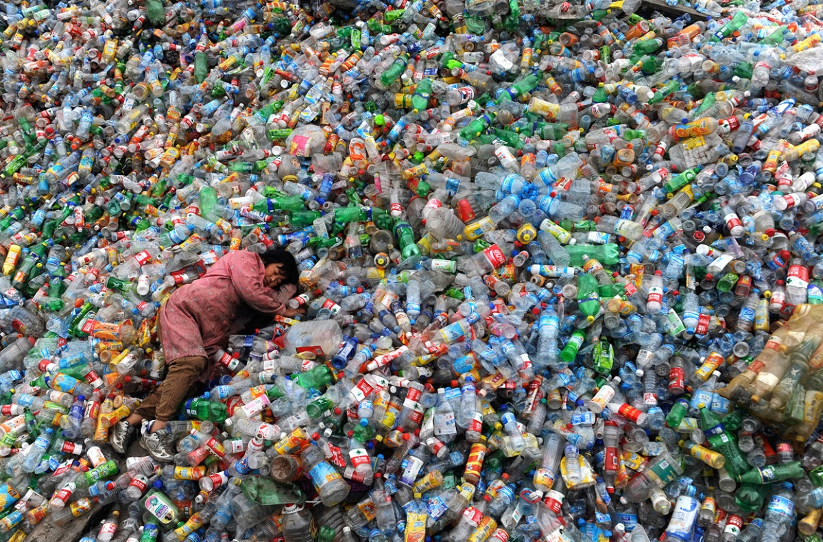 Check this out: What To Do About Plastic Bottle Waste